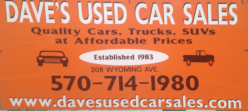 Daves Used Cars West Wyoming